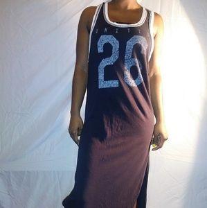 Dresses & Skirts - UNITED JERSEY MAXI DRESS**** SIZE XS/TP